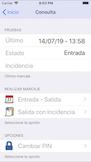 App de control de presencia AutoNET Press