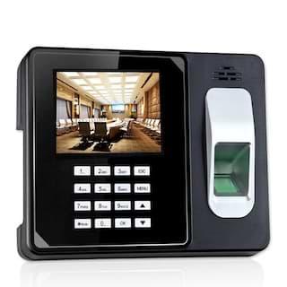 Control de presencia biométrico